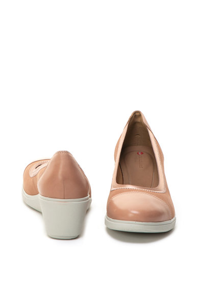 Clarks Кожени обувки Un Tallara Liz Жени