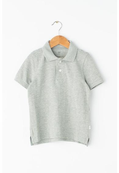 GAP Galléros póló oldalhasítékokkal Fiú