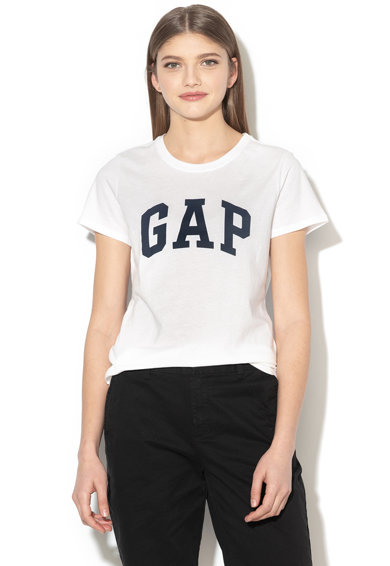 GAP Tricou cu imprimeu logo 000355309 Femei