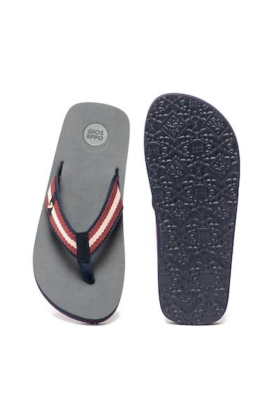 Gioseppo Papuci flip flop din material textil Agnano Barbati