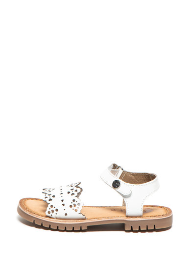 Gioseppo Sandale de piele cu detalii perforate Andria Fete