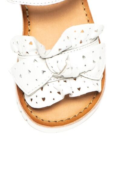 Gioseppo Sandale de piele cu detaliu innodat Anzio Fete