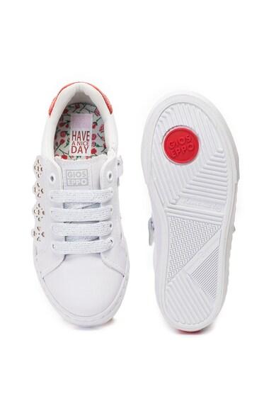 Gioseppo Pantofi sport de piele si piele ecologica Anzola Baieti