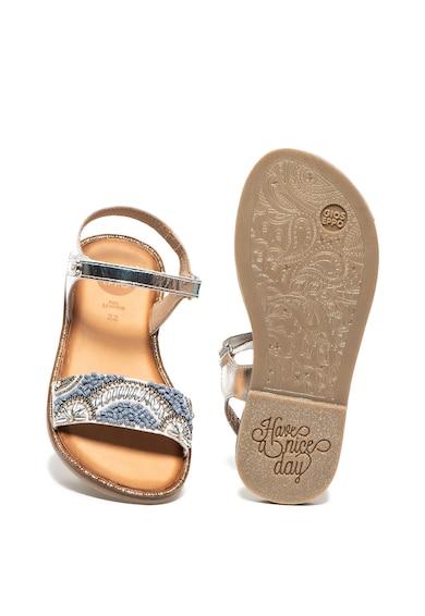 Gioseppo Sandale decorate cu margele Malmaison Fete