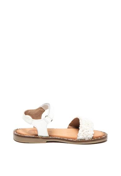 Gioseppo Sandale de piele cu aplicatii cu margele Valence Fete