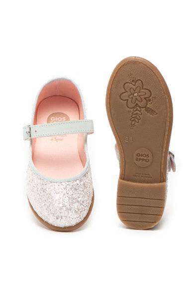 Gioseppo Pantofi Mary Jane cu aspect stralucitor Anapa Baieti