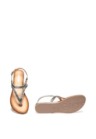 Gioseppo Sandale de piele cu aplicatii cu margele Vinassan Femei