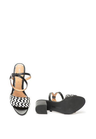 Gioseppo Sandale cu toc masiv Etretat Femei