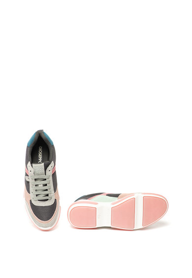 Gioseppo Pantofi sport cu garnituri de piele intoarsa Miracoli Femei