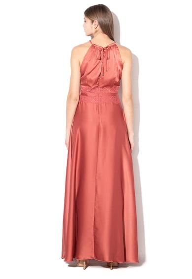 Little Mistress Разкроена рокля с връзка през врата Жени