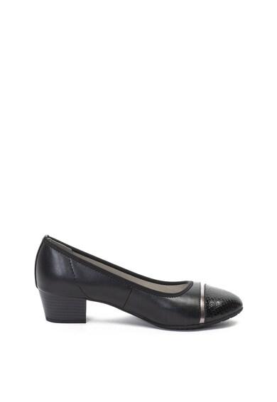 Jana Shoes Pantofi de piele ecologica Femei