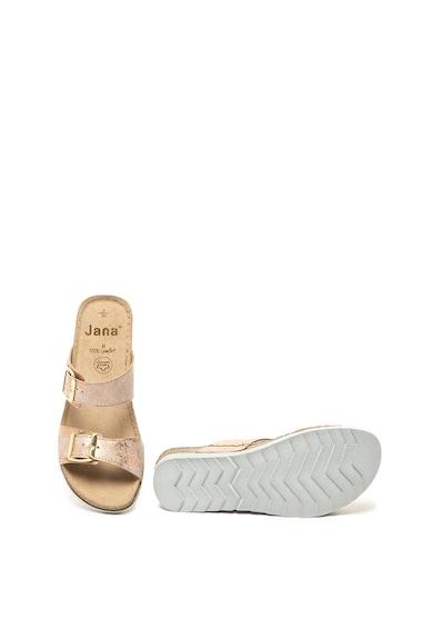 Jana Shoes Чехли от еко кожа с токи 27208 Жени