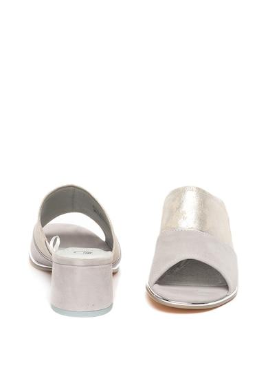 Jana Shoes Кожени бляскави сандали без закопчаване Жени