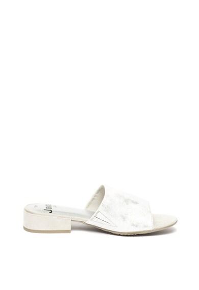 Jana Shoes Сандали от еко велур без закопчаване Жени