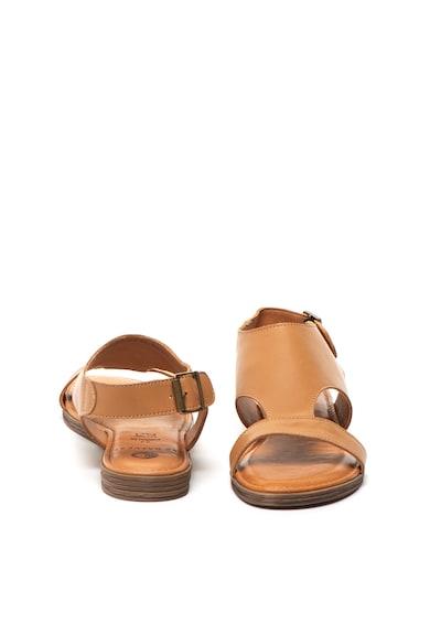 Jana Shoes Sandale de piele cu amortizare Femei
