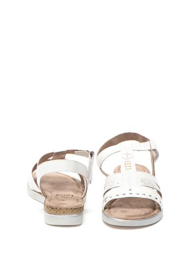 Jana Shoes Sandale de piele ecologica cu detalii stralucitoare Femei