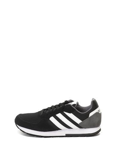 Adidas PERFORMANCE Pantofi sport cu insertii de piele intoarsa Course Barbati