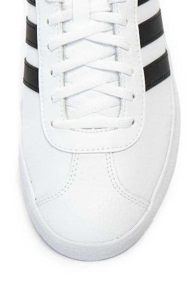 VL Court 2.0 bőr és műbőr sneakers cipő - Adidas PERFORMANCE (DA9868) 856bc19673
