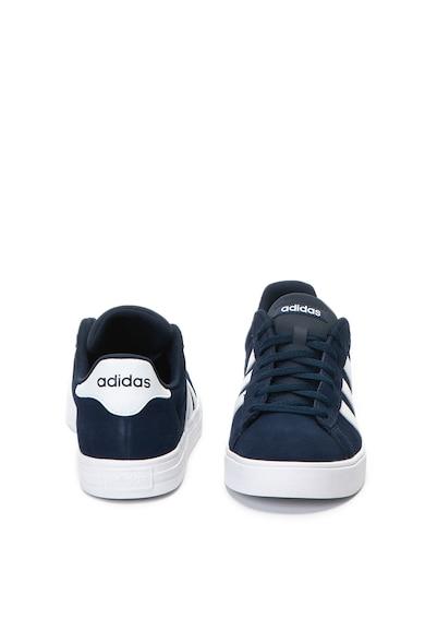 adidas Performance Pantofi sport cu garnituri de piele intoarsa si piele ecologica Daily 2.0 Barbati