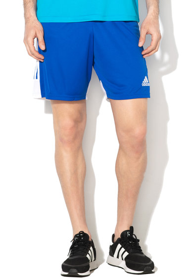 Adidas PERFORMANCE Pantaloni scurti cu imprimeu logo, pentru fotbal Tastigo19 Barbati