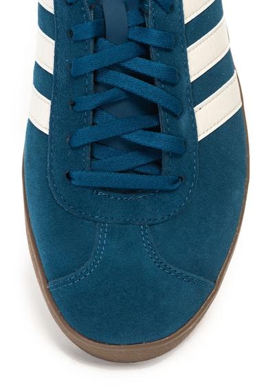 Adidas PERFORMANCE Pantofi sport de piele intoarsa VL Court Barbati