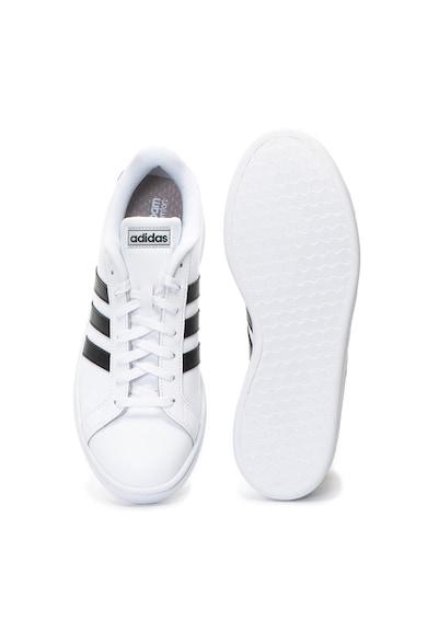 Adidas PERFORMANCE Grand Court bőr&műbőr cipő férfi