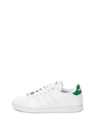 adidas Performance Pantofi sport de piele Advantage Barbati