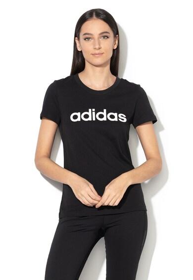 adidas Performance Tricou cu imprimeu logo Femei