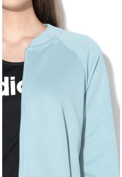 Adidas PERFORMANCE Bluza cu fermoar, pentru fitness Glory Femei