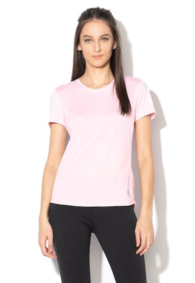 Adidas PERFORMANCE Tricou cu dungi emblematice, pentru alergare Own Femei