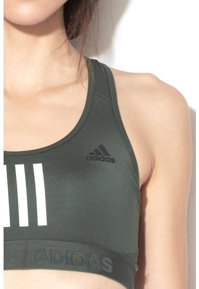 Adidas PERFORMANCE Bustiera cu sustinere medie, pentru antrenament Femei
