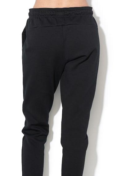 Adidas PERFORMANCE Pantaloni sport cu imprimeu logo, pentru antrenament Femei