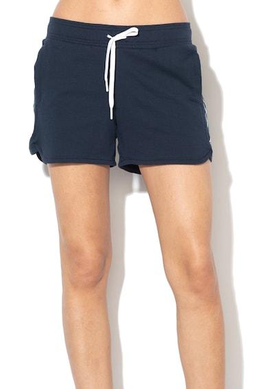 Adidas PERFORMANCE Pantaloni scurti cu logo pe partea din spate, pentru fitness Femei