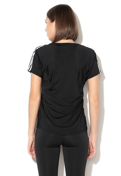 Adidas PERFORMANCE Tricou cu insertii de plasa, pentru fitness Femei