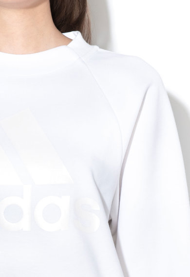 Adidas PERFORMANCE Bluza sport cu imprimeu logo Id Glory Crw Femei
