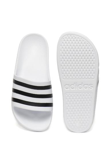 Adidas PERFORMANCE Papuci unisex cu dungi emblematice Adilette Acqua Femei