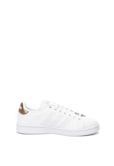 adidas Performance Pantofi sport cu perforatii si CloudFoam Advantage Femei