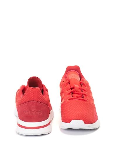Adidas PERFORMANCE Pantofi sport cu garnituri de piele intoarsa Run 70s Femei