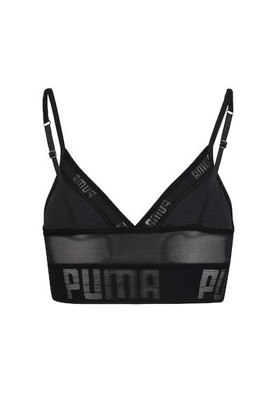Puma Bustiera cu garnituri logo Femei