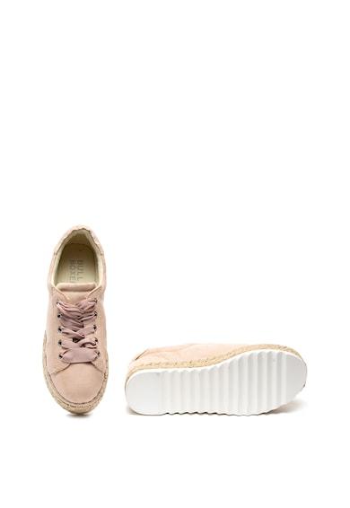 Bullboxer Pantofi flatform tip espadrile Femei