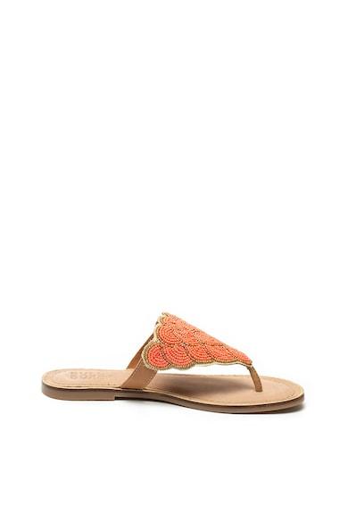 Bullboxer Papuci flip-flop decorati cu margele Femei
