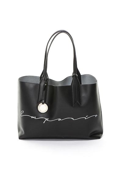 Emporio Armani Műbőr logómintás táska női