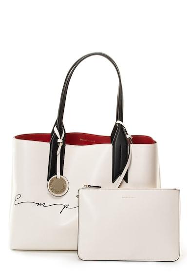 Emporio Armani Kifordítható műbőr táska női