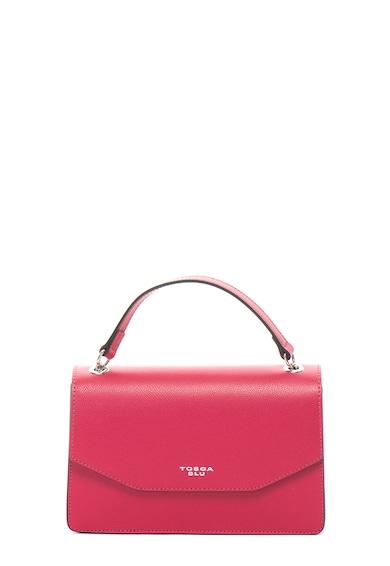 Tosca Blu Кожена чанта през рамо Bernini Жени