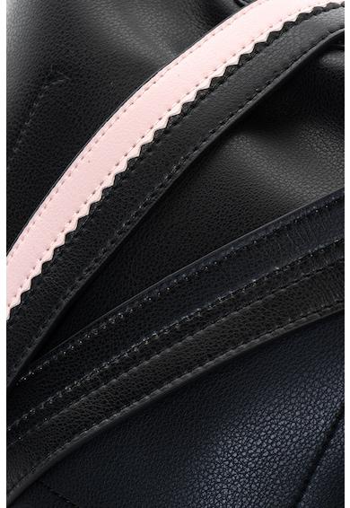 Tosca Blu Чанта Pixel от еко кожа с перфорации Жени