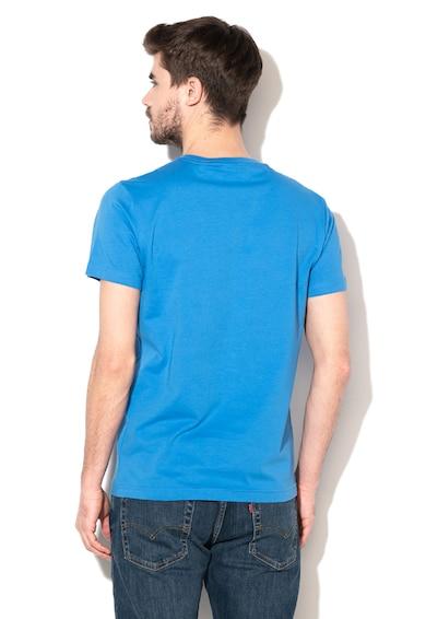 Gant Regular fit póló hímzett logóval férfi