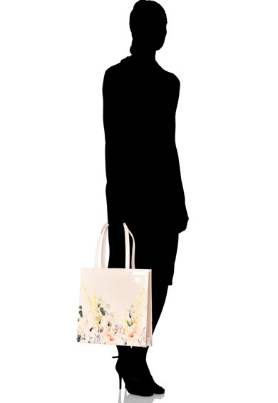 Ted Baker Geanta tote cu imprimeu floral Almacon Femei