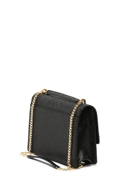 Ted Baker Кожена чанта Joanaa за рамо с верижка Жени