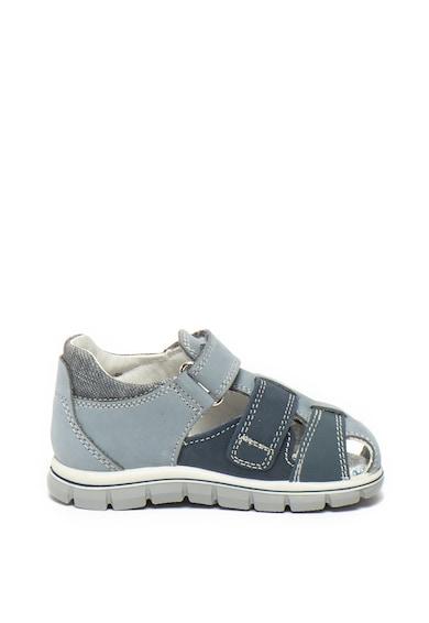 Primigi Pantofi de piele nabuc cu decupaje Baieti