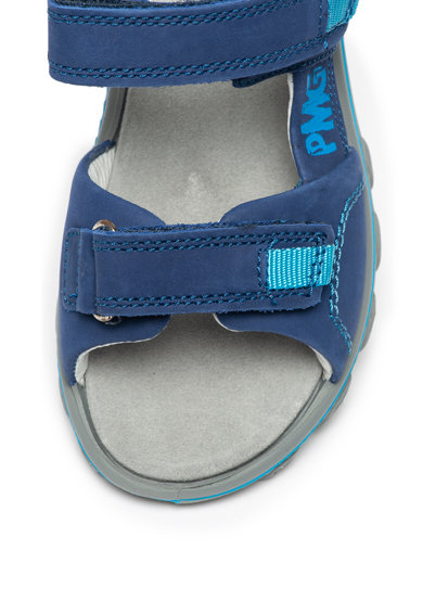 Primigi Sandale de piele nabuc Baieti